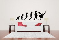 Evolution - Break Dance (version 2) - Dynamic Vinyl Decal