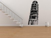 Leaning Tower of Pisa - Large Wall Decoration