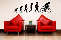 Evolution - Biker - Dynamic Vinyl Decor