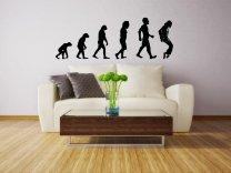 Evolution - Michael Jackson - King Of Pop Wall Decoration