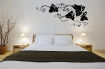 Large Vine Wall Decal