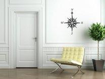 Compass - Nautical Wall Decoration