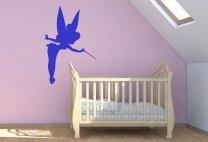 Magic Fairy / Tinkerbell - Nursery / Girls Room Wall Sticker