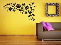 Amazing Roses - Large Corner Wall Decoration