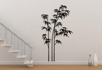 Giant Bamboo - Vinyl Wall Sticker