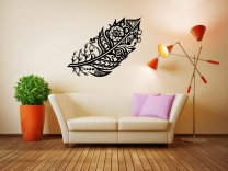 'Amazing Feather' - Flowing Wall Decoration