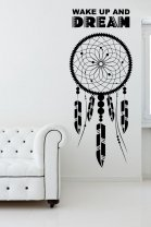 Dreamcatcher - Wake Up and Dream - Amazing Wall Decoration