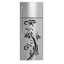 Floral Fridge Refrigerator Removable and Waterproof Sticker