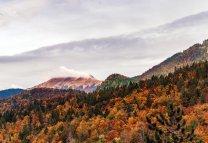 Autumn Mountains Poster 151202