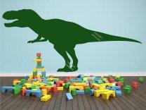 Giant T-Rex Tyrannosaurus Dinosaur Wall Sticker Decal Kids Room Decor