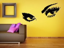 Sexy Eyes - Large Wall Decoration