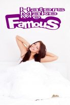 'Haters make me famous' - Funny Quote Wall Decoration