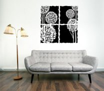 Shadows Of Trees - Set of Fantastic Large Wall Decals