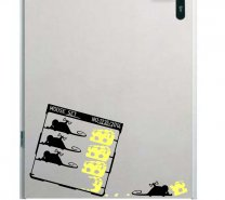 Designer - Mouse Set - Funny Vinyl Decor