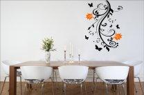 Butterflies - Floral Wall Decor