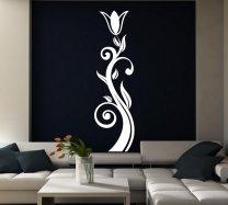 Fantasy Flower Wall Art Pattern