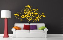 Floral Ornament Wall Decoration