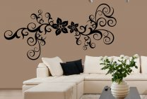 Flower Ornament Art Decoration