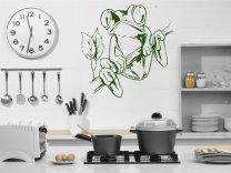 Funny Frog - Nature Wall Decal