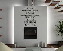 JC Design 'Having a place to go is HOME. Having someone to love is FAMILY...' Am