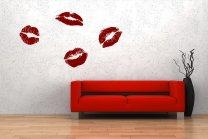 Sweet Kiss - Vinyl Wall Stickers
