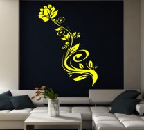 Lovely Flower Giant Wall Decoration