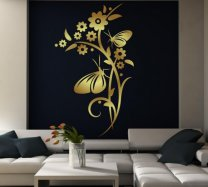 Wildflower Meadow Wall Decoration